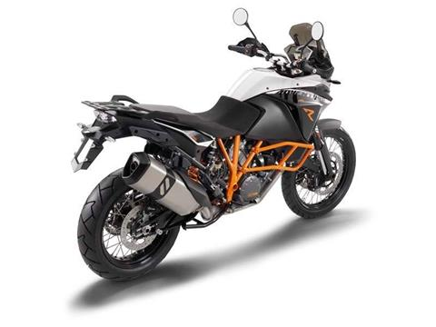 2014 KTM 1190 Adventure R ABS