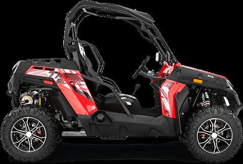 2017 CF Moto ZForce 500 HO Trail EPS