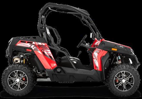 2017 CF Moto ZForce 800 EPS Trail