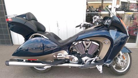 2010 Victory Vision® Tour ABS