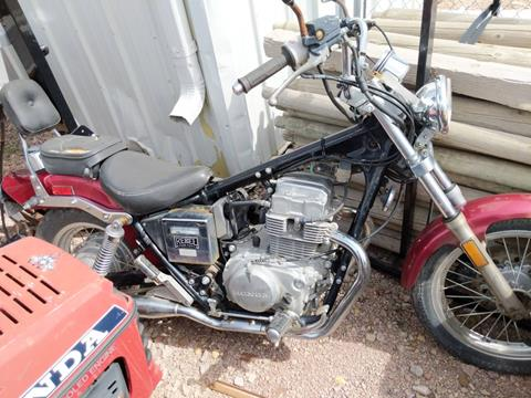 1986 Honda Rebel for sale in Rapid City, SD
