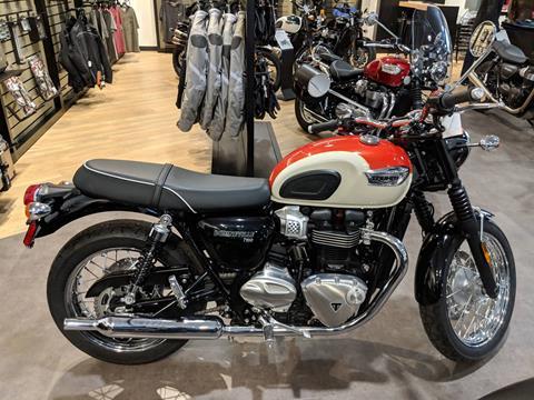 2018 Triumph Bonneville for sale in Rapid City, SD