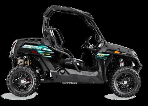 2016 CF Moto ZForce 800 Trail