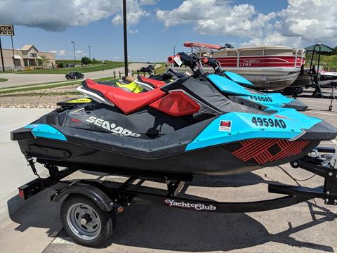 2017 Sea-Doo Spark 2up Trixx iBR for sale in Rapid City, SD