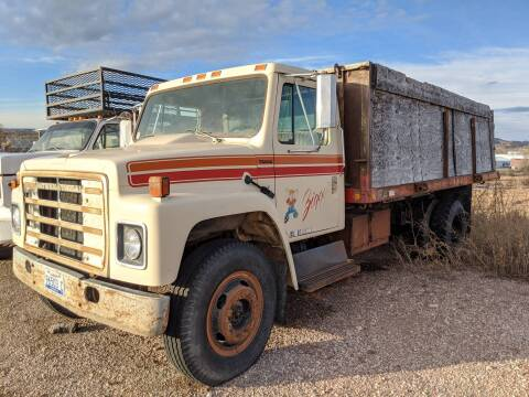 1979 Other International Box Truck for sale at Rice's Rapid Motorsports in Rapid City SD