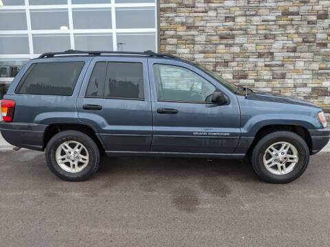 2003 Jeep Grand Cherokee for sale at Rice's Rapid Motorsports in Rapid City SD