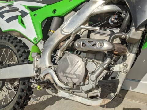 2017 Kawasaki KX250F