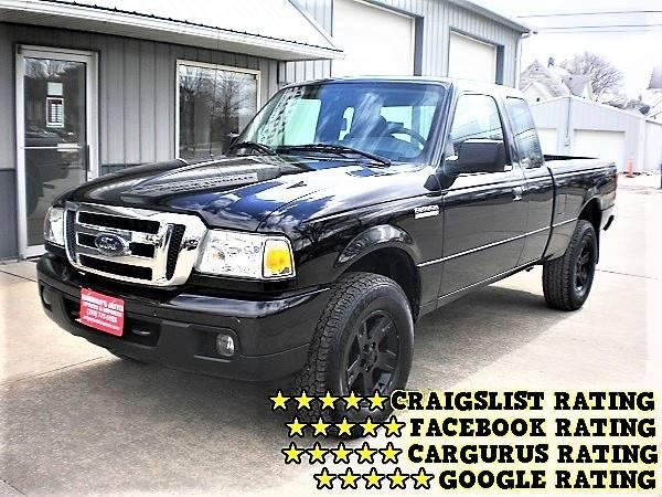 2006 Ford Ranger Xlt In Cedar Rapids Ia Habhabs Auto Sports Imports