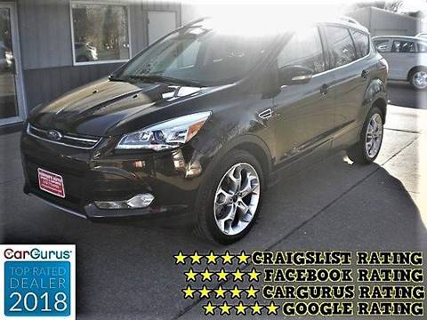 Used Ford Escape For Sale In Iowa Carsforsale Com