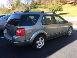 2007 Ford Freestyle for sale at 6 Euclid Auto LLC in Bristol VA
