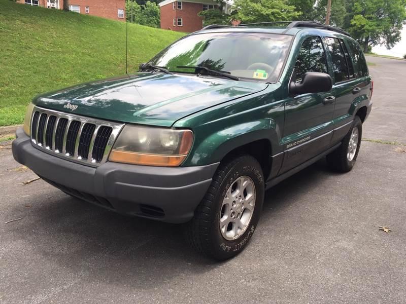 2000 Jeep Grand Cherokee For Sale At 6 Euclid Auto LLC In Bristol VA