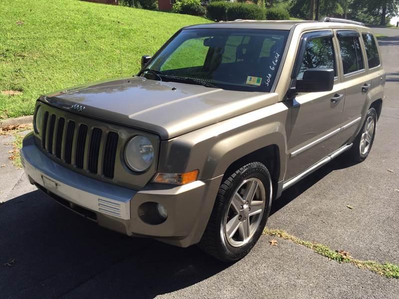 2008 Jeep Patriot For Sale At 6 Euclid Auto LLC In Bristol VA