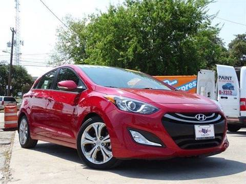 2013 Hyundai Elantra GT for sale at 6 Euclid Auto LLC in Bristol VA
