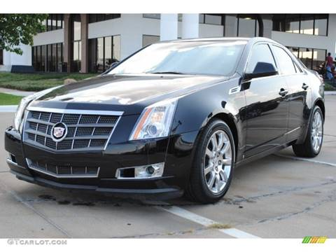 2008 Cadillac STS for sale at 6 Euclid Auto LLC in Bristol VA