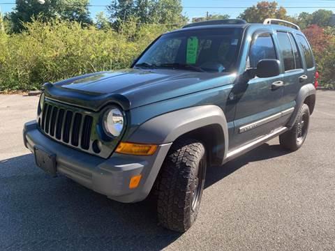 2005 Jeep Liberty for sale in Bristol, VA