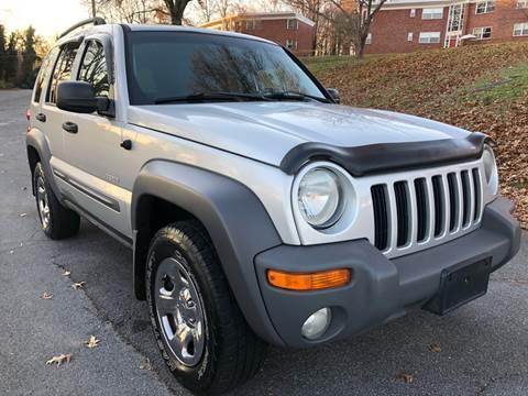 2004 Jeep Liberty for sale in Bristol, VA
