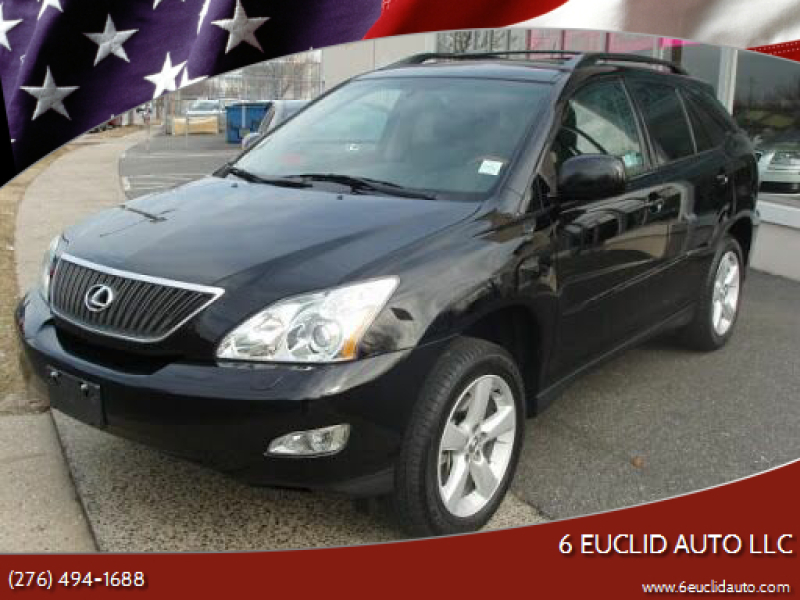 2005 Lexus RX 330 for sale at 6 Euclid Auto LLC in Bristol VA