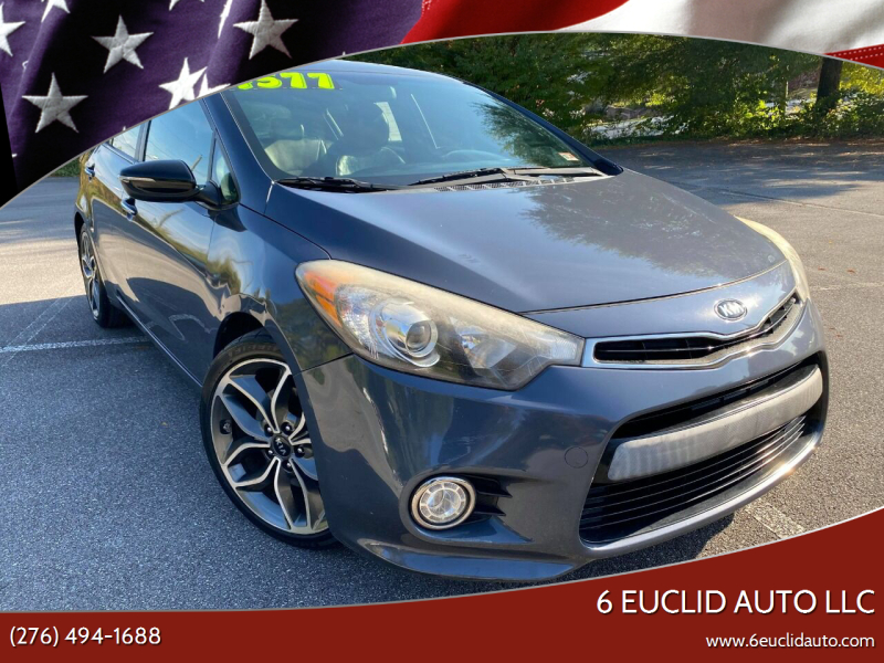 2015 Kia Forte5 for sale at 6 Euclid Auto LLC in Bristol VA