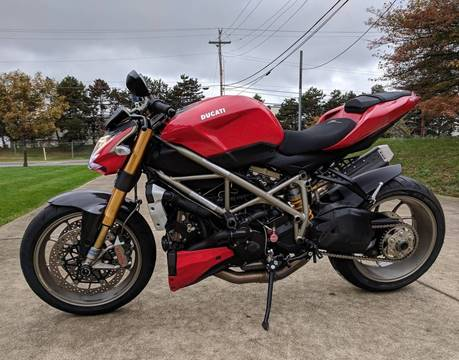 2010 Ducati Streetfighter S for sale in Columbus, OH