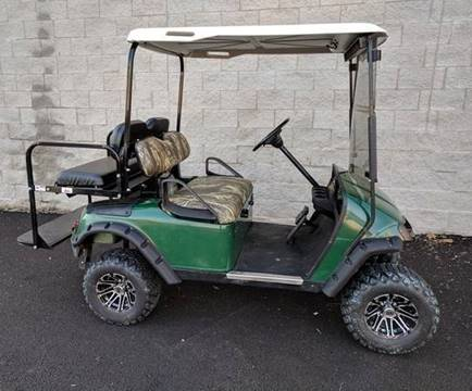 2008 E Z GO 36 Volt For Sale In Columbus OH