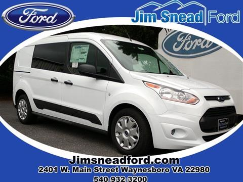2018 Ford Transit Connect Cargo for sale in Waynesboro, VA