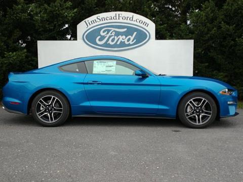 2019 Ford Mustang for sale in Waynesboro, VA