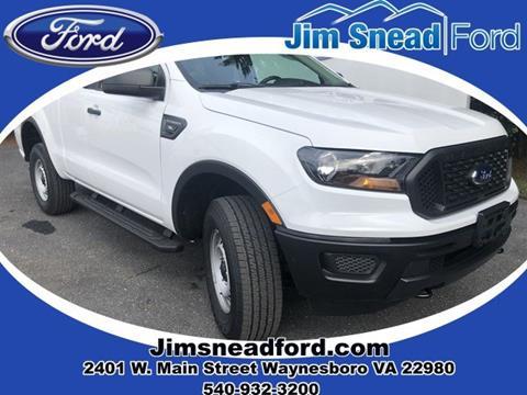 2019 Ford Ranger for sale in Waynesboro, VA