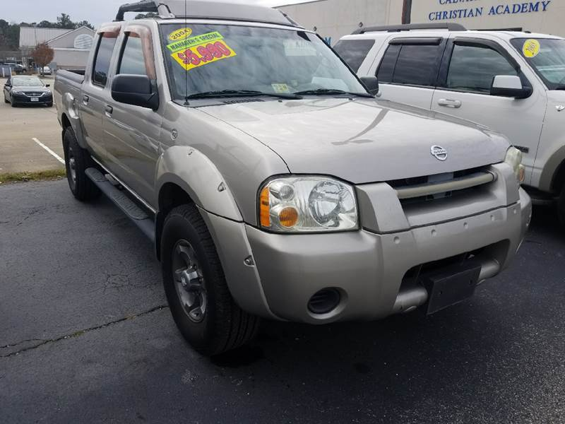 2004 Nissan Frontier For Sale At King Motors In Newport News VA