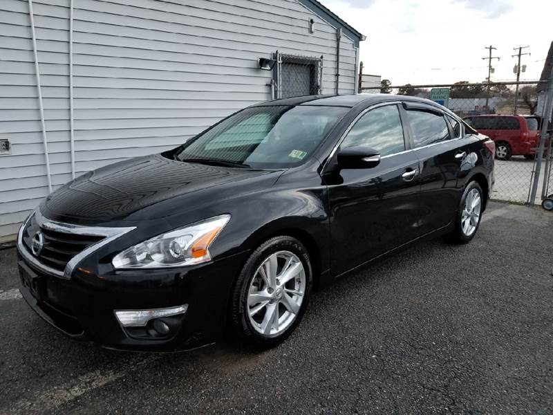 Delightful 2013 Nissan Altima For Sale At King Motors In Newport News VA