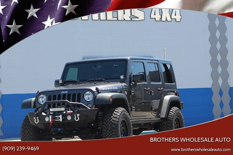 Brothers Wholesale Auto – Car Dealer in Montclair, CA