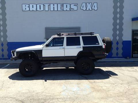 1988 Jeep Cherokee for sale in Montclair, CA