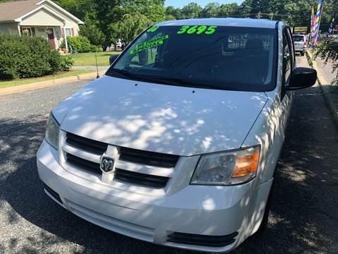 2008 Dodge Grand Caravan for sale at Washington Auto Repair in Washington NJ