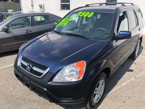 2003 Honda CR-V for sale at Washington Auto Repair in Washington NJ