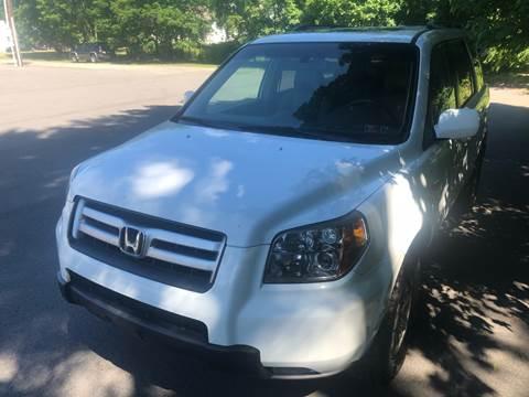 2006 Honda Pilot for sale at Washington Auto Repair in Washington NJ