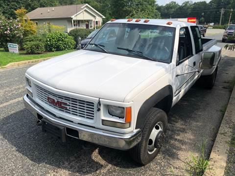 1997 GMC Sierra 3500 for sale at Washington Auto Repair in Washington NJ
