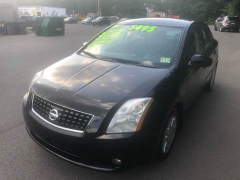 2009 Nissan Sentra for sale at Washington Auto Repair in Washington NJ