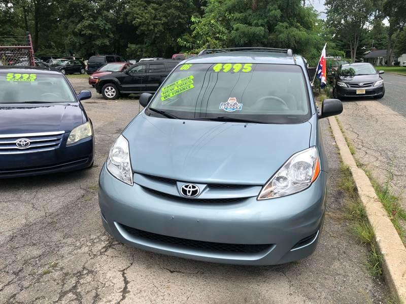 2006 Toyota Sienna for sale at Washington Auto Repair in Washington NJ