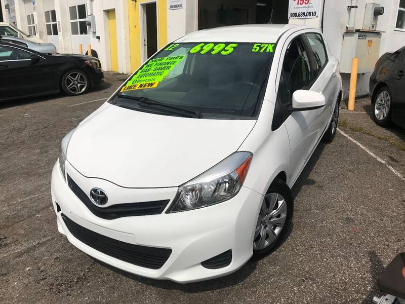 2012 Toyota Yaris for sale at Washington Auto Repair in Washington NJ