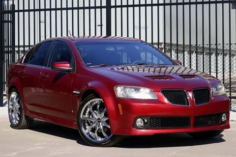 2009 Pontiac G8 for sale in Plano, TX