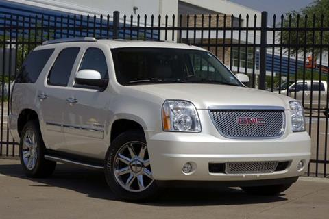2012 GMC Yukon for sale in Plano, TX