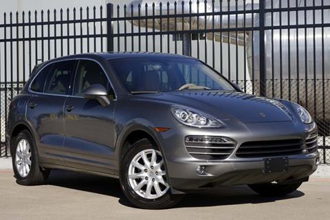 2012 Porsche Cayenne for sale in Plano, TX
