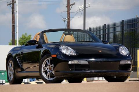 2008 Porsche Boxster for sale in Plano, TX