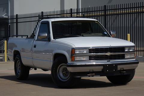 1990 Chevrolet C/K 2500 Series for sale in Plano, TX