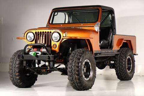 1981 Jeep Scrambler for sale in Plano, TX