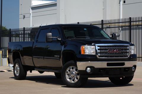 2012 GMC Sierra 2500HD for sale in Plano, TX