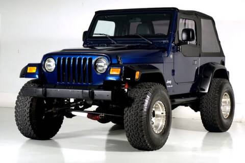 2004 Jeep Wrangler for sale in Plano, TX