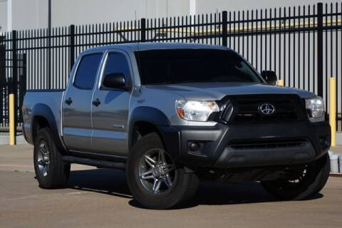2013 Toyota Tacoma V6 for sale at Carrick's Autos in Plano TX