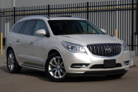 2014 Buick Enclave Premium for sale at Carrick's Autos in Plano TX