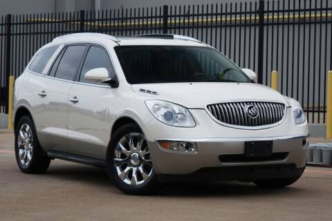 2010 Buick Enclave CXL for sale at Carrick's Autos in Plano TX