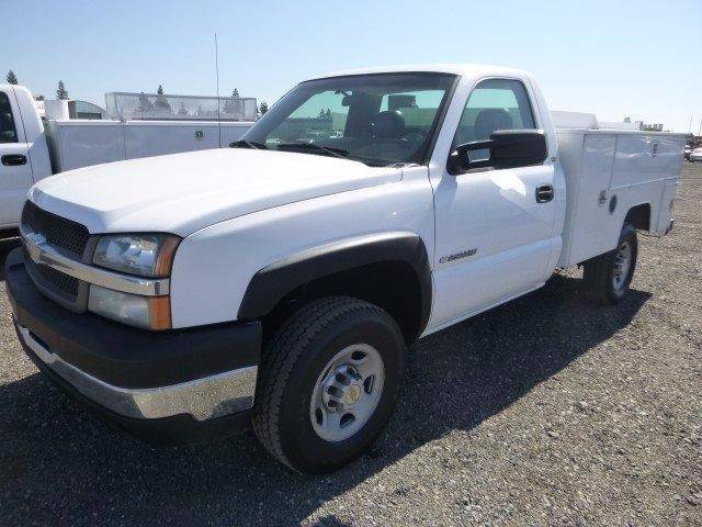 2003 Chevrolet Silverado 2500HD for sale at Armstrong Truck Center in Oakdale CA